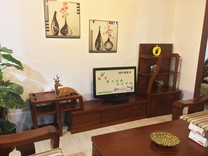 柚木电视柜6